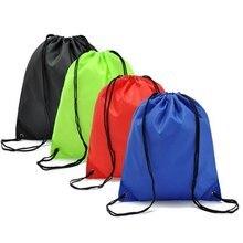 Открытый тренажерный зал водонепроницаемый рюкзак путешествия спортивный рюкзак сумка органайзер шнурок пояс Езда Туризм контейнер путешествия портативные сумки