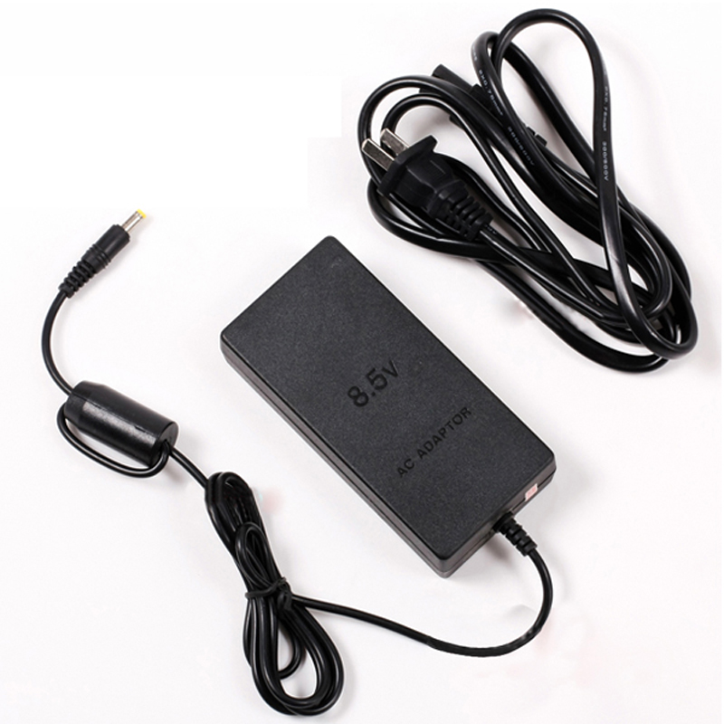 1x US Plug Popular AC Adapter Charger Cord Cable Supply Power For PS2 Console Slim Black y3tmr1x US Plug Popular AC Adapter Charger Cord Cable Supply Power For PS2 Console Slim Black y3tmr