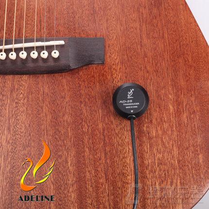 Adeline AD-25/33/35 Акустикалық гитара Pickup - Музыкалық аспаптар - фото 2