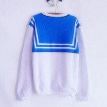 Sailor Moon shirt Harajuku Kawaii cute top role-playing sailor costume
