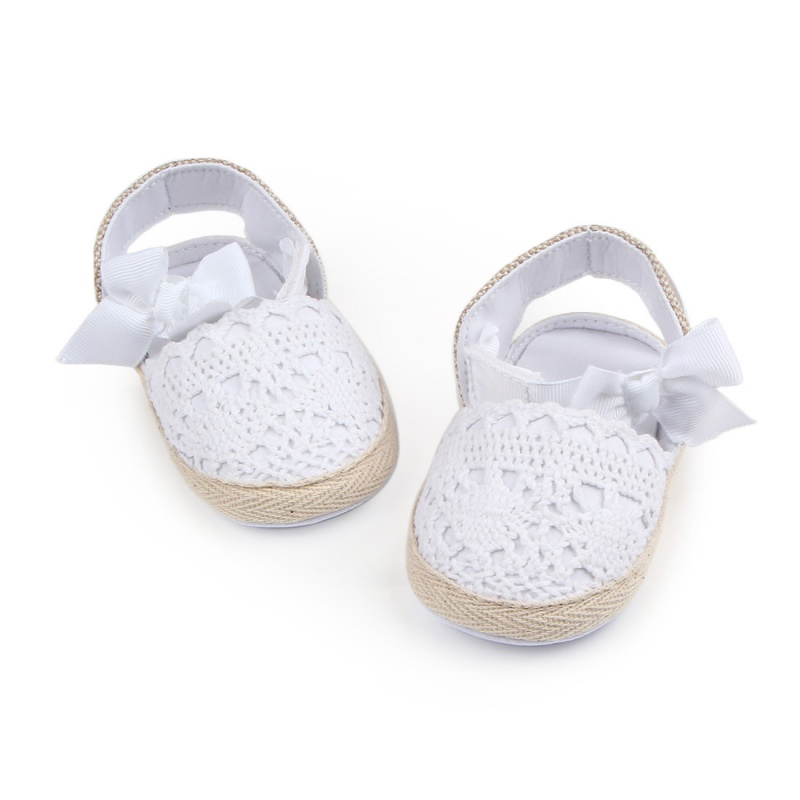 Cute Newborn Baby Girls Shoes Princess Infant Toddler Shoes First Walkers Linen Soft Sole Anti-slip Baby ShoesA1Cute Newborn Baby Girls Shoes Princess Infant Toddler Shoes First Walkers Linen Soft Sole Anti-slip Baby ShoesA1