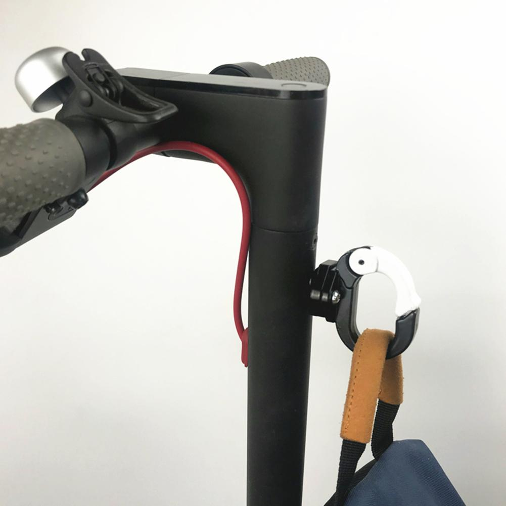 For Millet Electric Scooter Metal Hook Scooter Shopping Bag Hook Scooter Portable Hook Riding Accessories
