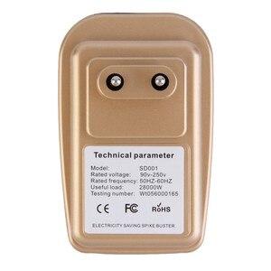 Image 5 - 28KW boîtier déconomie dénergie électrique 90 V 240 V dispositif déconomie dénergie jusquà 30% prise intelligente royaume uni/ue/états unis