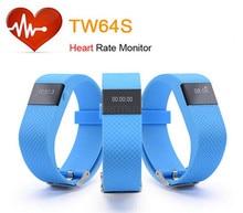 Heart Rate Pulse Smart Band TW64S Pulso Inteligente Banda Pulse Measure Smart Band Sport Smart Wristband Health Fitness Tracker