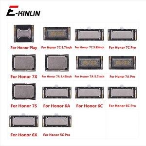 Image 2 - Yeni üst ön kulaklık kulak adet hoparlör HuaWei onur için oyun 7C 7A 7S 7X 6A 6X 6C 5C pro parçaları değiştirin
