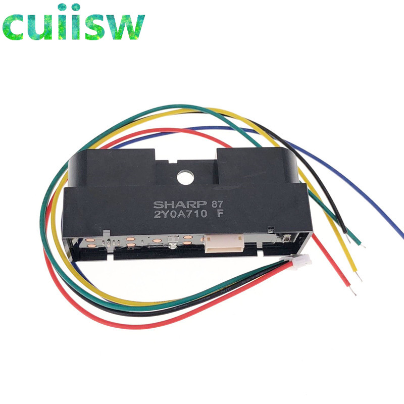 5PCS GP2Y0A710K0F 100 NEW 2Y0A710K 100 550cm Infrared distance sensor INCLUDING WIRES