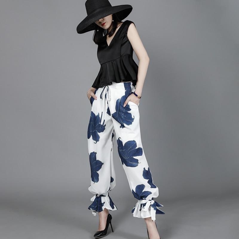 Up Loose Pants New 7