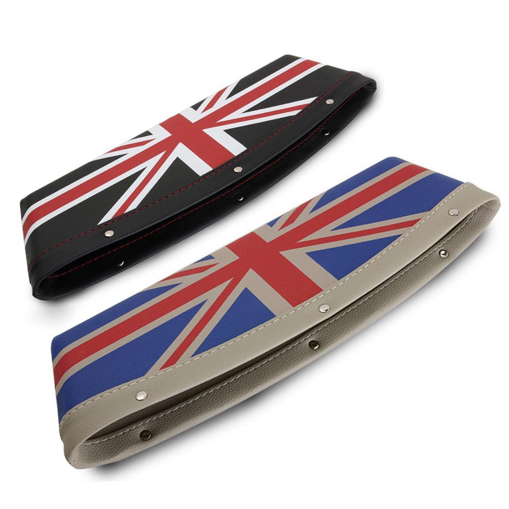 Прохладный британский флаг автокресло щель сумка из искуственной кожи коробка герметичность Организатор