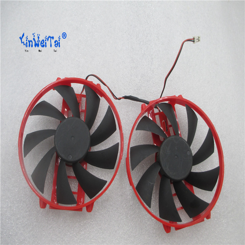 New Laptop CPU Cooling Fan for Colorfire R7-250  GA92O2M -NNTA 12V 0.28A graphics card fan personal computer graphics cards fan cooler replacements fit for pc graphics cards cooling fan 12v 0 1a graphic fan