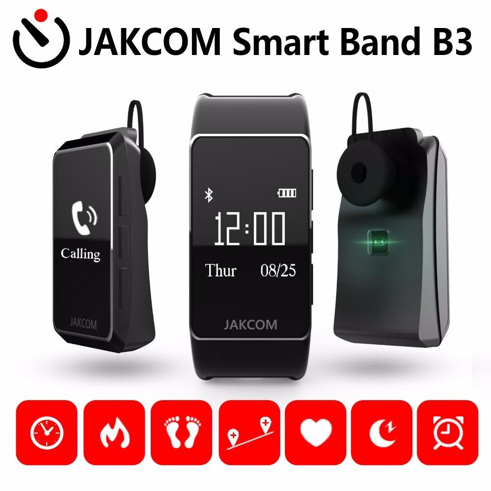 Jakcom B3 Smart Band Produs nou de accesorii electronice inteligente ca 2 pentru Samsung Fit2 pentru Xiaomi Miband2