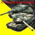 1:43 сплава модели бак, высокая моделирования M1A2 танки и Леопарда 2 танков, металл diecasts, toy транспорт, вытяните назад функции, бесплатная доставка