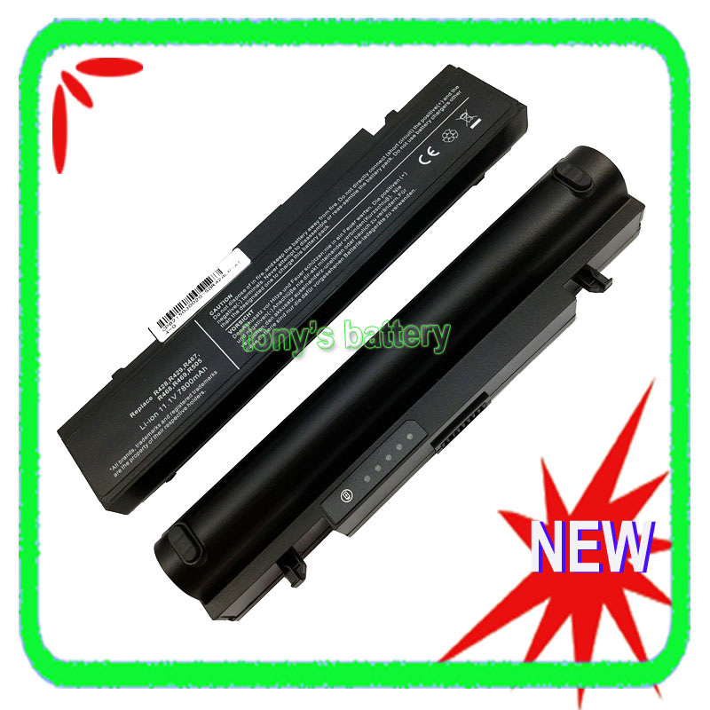9 cellules batterie d'ordinateur portable Pour Samsung RV408 RV410 RV411 RV415 RV420 RV508 RV510 RV511 RV515 RV520 NP-RV408 NP-RV510