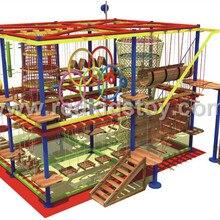 Детская веревка для скалолазания для торгового центра высокое качество HZ-066-1