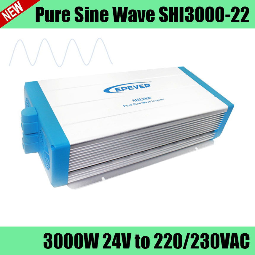 SHI3000-22 24V 3000W pure sine wave full power inverter for using household appliances, solar photovoltaic power system power system моногидрат креатина power system pure creatine 650 гр