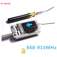 2pcs 868MHz 915MHz SX1276 ESP32 LoRa OLED 0 96 Inch Blue Display Bluetooth WIFI ESP32 ESP