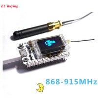 2pcs 868MHz 915MHz SX1276 ESP32 LoRa OLED 0 96 Inch Blue Display Bluetooth WIFI ESP32 ESP