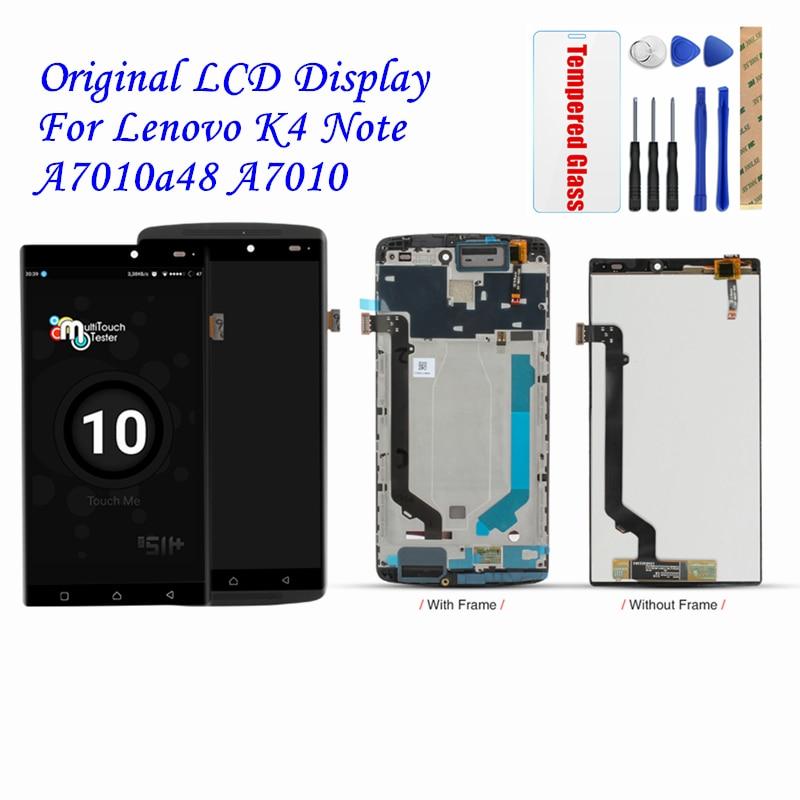 Aliexpress.com : Buy Original For Lenovo K4 Note LCD