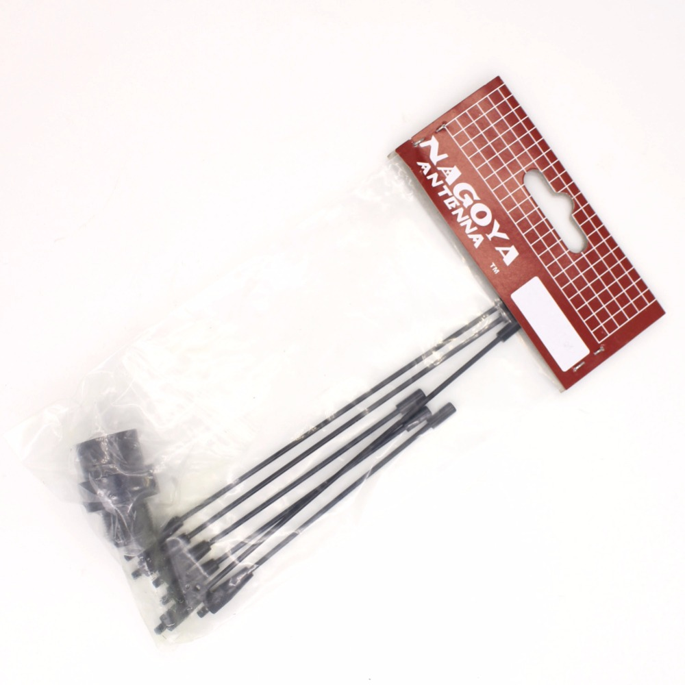 NAGOYA RE-02 Mobile Antenna Ground UHF-F 10-1300MHz For TYT QYT Mobile Car Radio KT-980Plus TH-9800 For Base Station