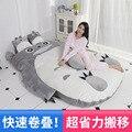 Totoro tatami perezoso sofá cama Individual de dibujos animados creativo Encantador pequeño dormitorio sofá cama silla