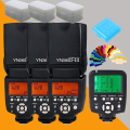 YONGNUO YN560 III YN560III YN-560III YN560-III Speedlite Flash Speedlight x3+ YN-560TX YN560TX Flash Controller For Canon Nikon