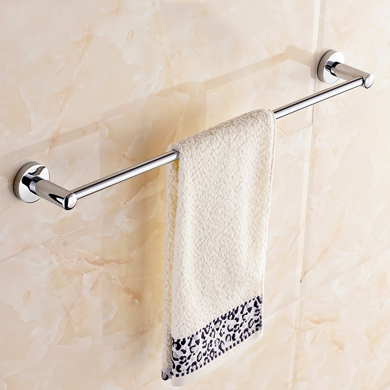 Jieshalang Full Copper Towel Bar Single Rod Extra Long One Meter Within The Custom Rack Extension Hanging In Bars From Home Improvement On