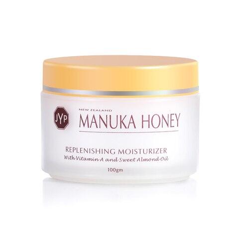 jyp manukau mel replenishing hidratante creme de dia nutritivo pescoco corpo creme para o rosto