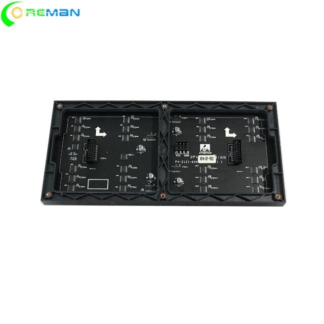 P4 64*32  16x32 Rgb Led Matrix Panel Indoor Smd2121 MBI Led Diplay Screen P4 Led Video Wall Module P2p3p5p6