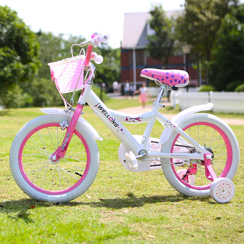 e2c534423e8887 Children's bicycles 3/6/8 years old girl princess car stroller 12/14/16  inch children bicycle bicycle sport-in Ride On Cars from Toys & Hobbies on  ...