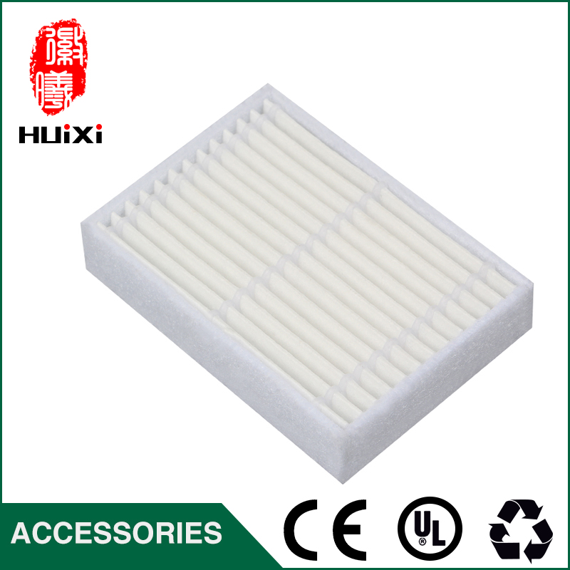 64*45*12mm Cleaning Filter Vacuum Cleaner HEPA Filter to Clean Home for Summer P1 P2 P3 Robotic Vacuum Cleaner Parts