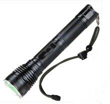 High Quality powerfull cree xml t6 led superbright flashlight lantern outdoor lighting for hunting riding