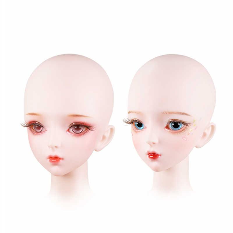 1/3 bjd кукла 62 см кукла с гибкими суставами белая кожная головка с/без макияжа, AI YoSD MSD набор игрушка, подарок для ребёнка DC Lai