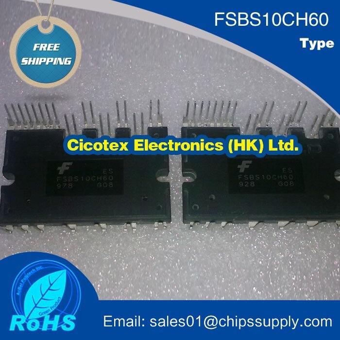 FSBS10CH60 MODULES IGBT SMART POWER MODULE 10A SPM27-BAFSBS10CH60 MODULES IGBT SMART POWER MODULE 10A SPM27-BA