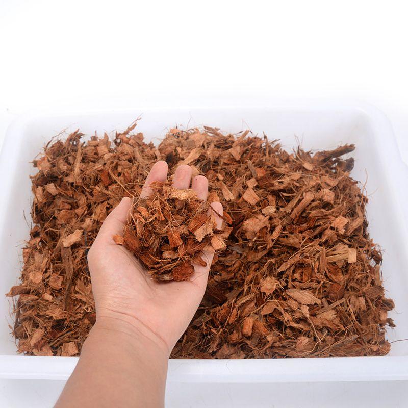 500g Coconut Brick Peat Growing Organic Soilless Potting Plant Soil Nutrient Bed