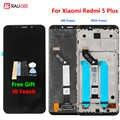 Pour Xiaomi Redmi 5 Plus écran tactile LCD 100% nouveau FHD 5.99