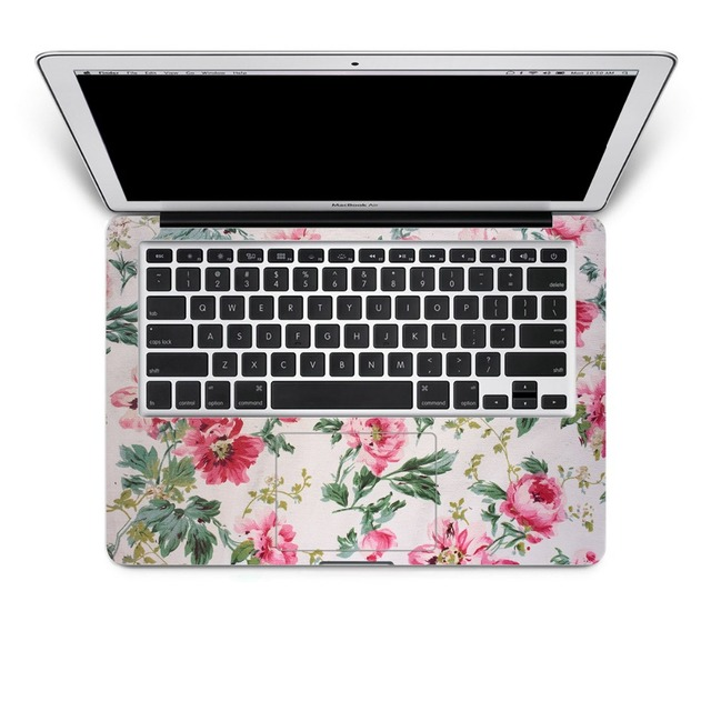 Free shipping fashion removable DIY coverlet laptop skin C2 type sticker for you macbook sticker and  tablet computer