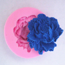 Цветок силиконовые формы для помадки на торт мыло шоколадная форма для кухни выпечки Sugarcraft FM180