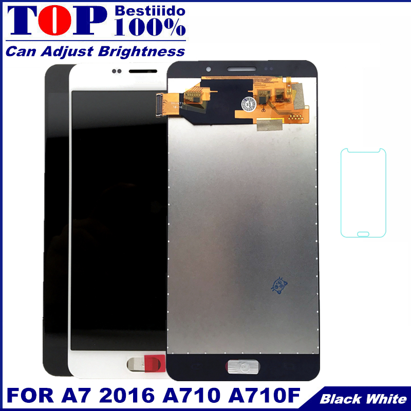 Dedicated For New Lenovo Tab 2 A7-30 A7-30hc A7-30dc Replacement Lcd Display Touch Screen Digitizer Glass Assembly 7-inch Computer & Office