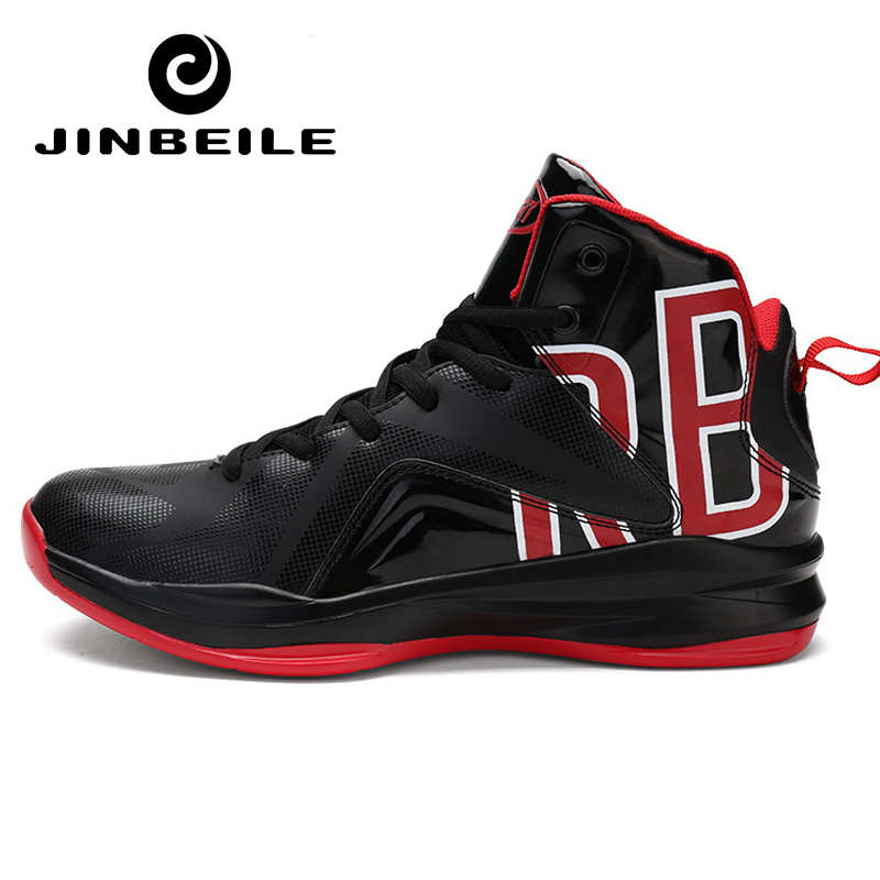 2018 Basketball Shoes For Men Waterproof Hard-wearing Sport Basket Sapatilla Hombre Sneakers Men Trainer Gym Athletic Curry Shoe image