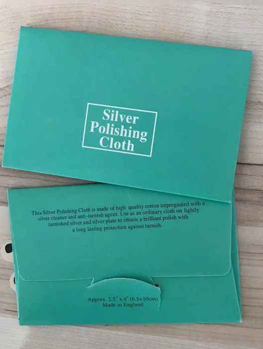 4 cores de prata polonês limpeza polimento pano pacote prata pano pano de limpeza prata jóias camurça maintenanc