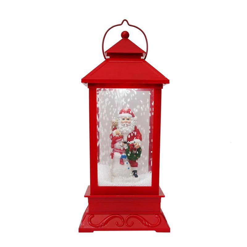 Variants - Dropwow New Year Led Christmas Lights Snow Globe Music Box Merry