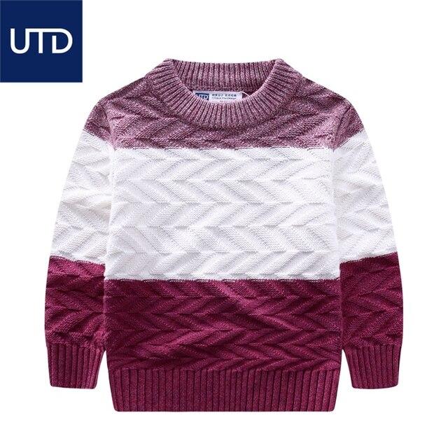 Весна мальчик свитер новой детской одежды 2-8 лет детей свитер свитер в 2017 новых детских свитер
