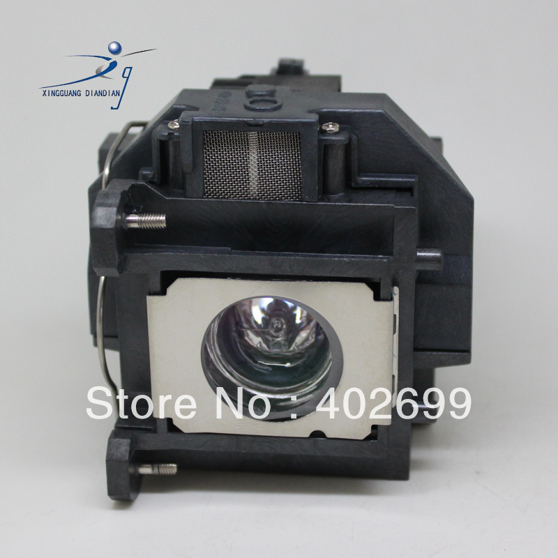 ELPLP57 original projector lamp with housing,fit for EB-460/EB-460I/EB-450W/EB-450WI ,MOQ:1PC aliexpress hot sell elplp76 v13h010l76 projector lamp with housing eb g6350 eb g6450wu eb g6550wu eb g6650wu eb g6750 etc