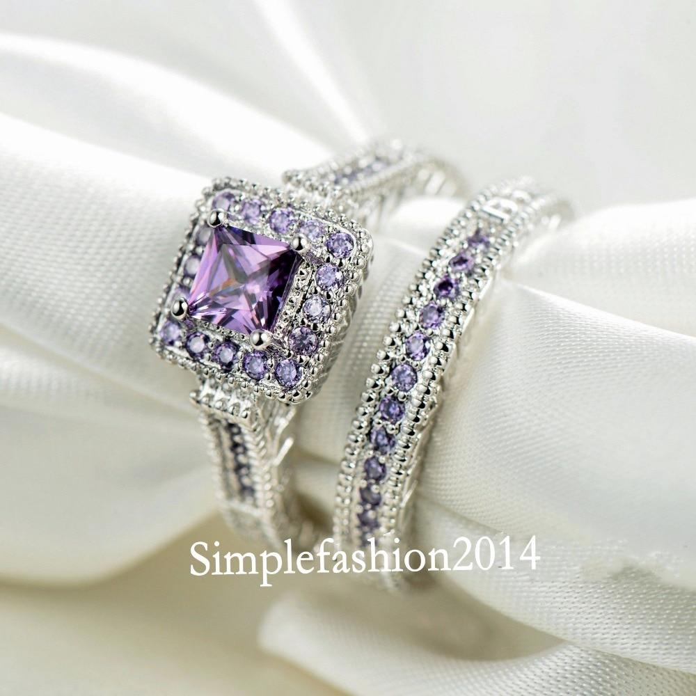 Brand Jewelry Antique Jewelry Birthstone Cz 10kt White Gold Filled 2