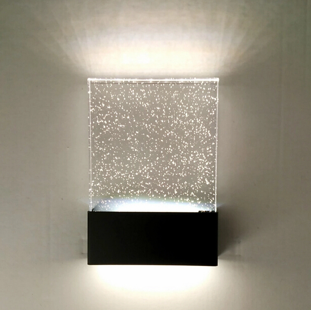 Minimalist Modern Living Room Wall Lamp Bedroom wall lamp bedside ...