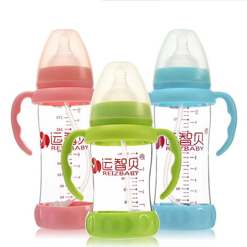Online Buy Wholesale Glass Baby Bottle Covers From China