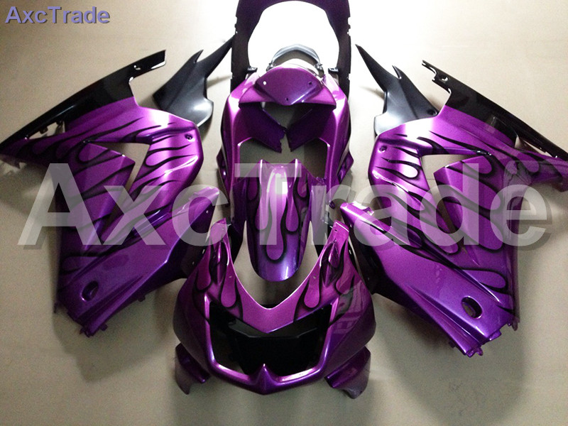 Fit For Kawasaki Ninja 250 ZX250 EX250 2008-2012 08 - 12 Motorcycle Fairing Kit High Quality ABS Plastic Injection Molding C599