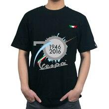 KODASKIN New Fashion Men T Shirt  for GTS GTV LX Primavera Sprint 70th Anniversary Customize Shirts