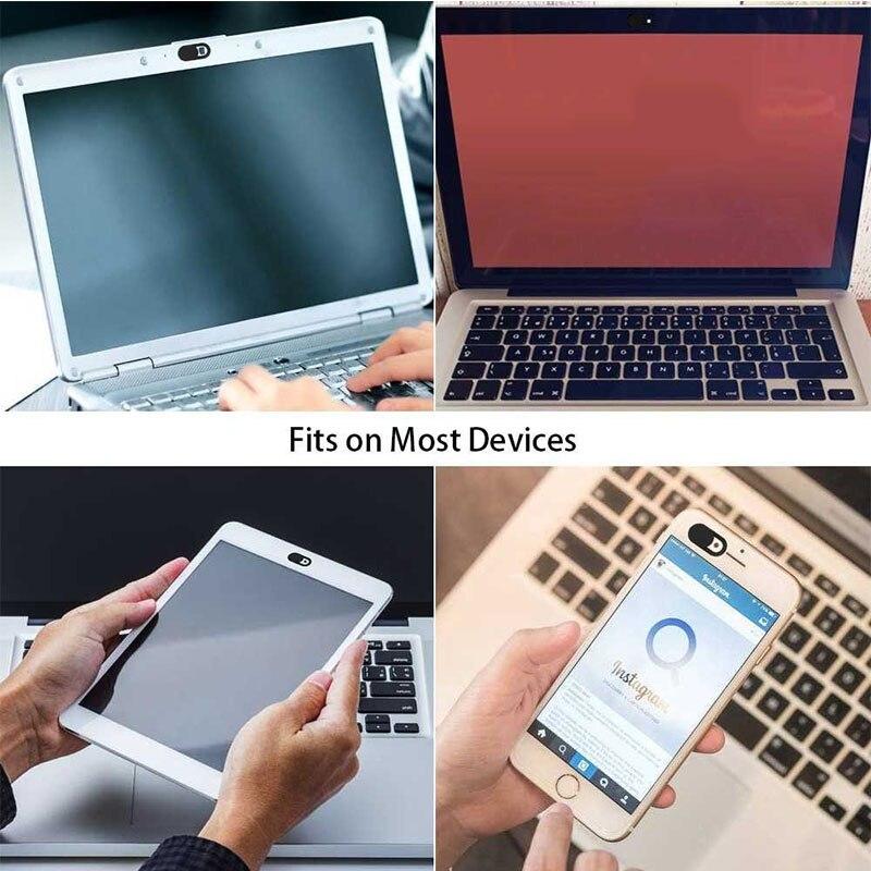 6 Pack Ultra D nne WebCam Abdeckung Shutter Magnet Slider Kamera Abdeckung f r Macbook Pro