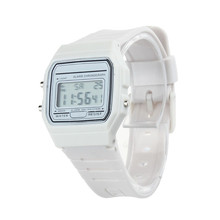 Lovers Men Women Watches LED Digital Watch Electronic Wristwatches Creative Calendar Silicone Watch relogios masculino  #D