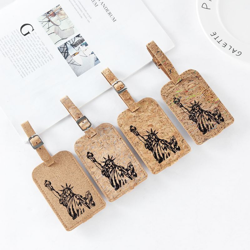 Creative Travel Name Address Label Suitcase ID Luggage Tag Gift
